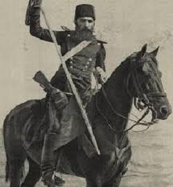آخر جندي عثماني في الأقصى