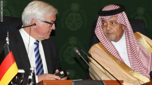 SAUDI-GERMANY-IRAN-SYRIA-CONFLICT-DIPLOMACY