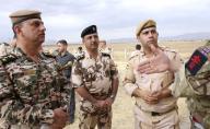أمريكا قد توسع دور المستشارين العسكريين في العراق