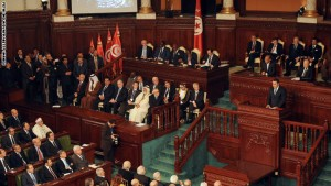 TUNISIA-CONSTITUTION-DIPLOMACY