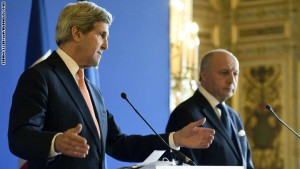 FRANCE-US-KERRY-IRAN-NUCLEAR