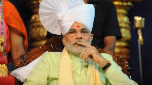 Chief Minister of Western India's Gujara