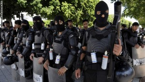 TUNISIA-ISLAM-FRANCE-UNREST-SECURITY