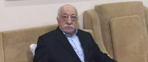 """Turkish cleric and opponent to the Erdogan regime Fethullah Gülen adresses at his residence in Saylorsburg, Pennsylvania on July 18, 2016 allegations by the Turkish government about his involvement in the attempted July 15 coup.   The US-based cleric was accused by Ankara of orchestrating Friday's military coup attempt but he firmly denied involvement, also condemning the action """"in the strongest terms"""". / AFP / Thomas URBAIN        (Photo credit should read THOMAS URBAIN/AFP/Getty Images)"""